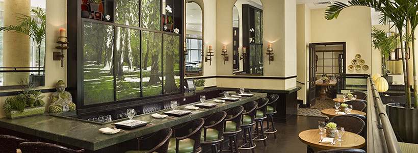 Lacroix at The Rittenhouse Ranks #5 Best Hotel Restaurant in the Country by USA Today