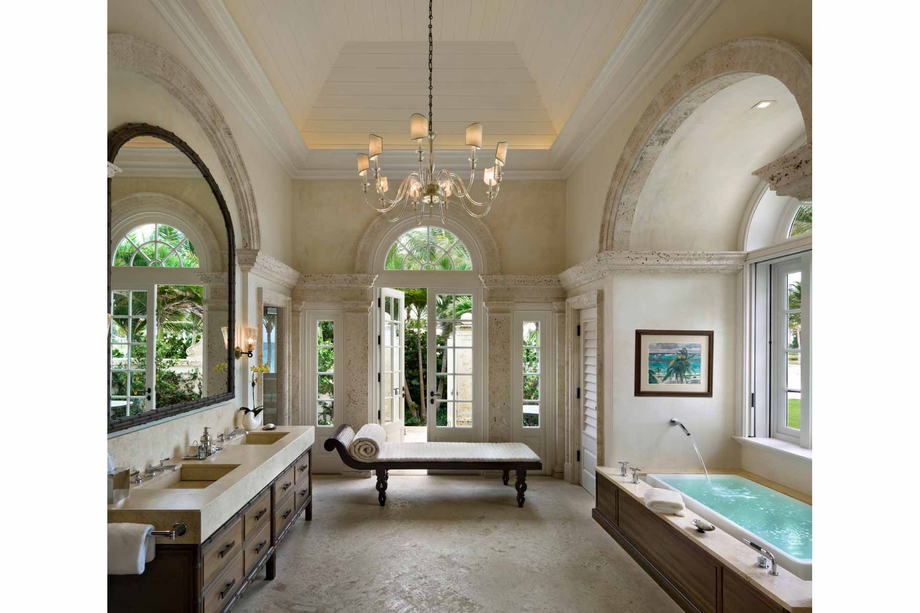 Villa Marguerite Rodgers Interior Design