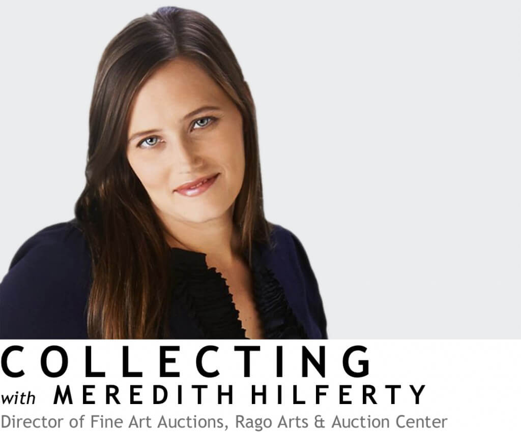 Collecting with Meredith Hilferty